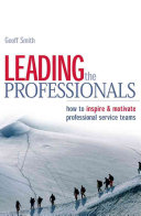 Leading the Professionals