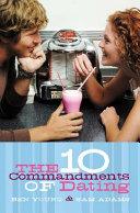 The Ten Commandments of Dating Book
