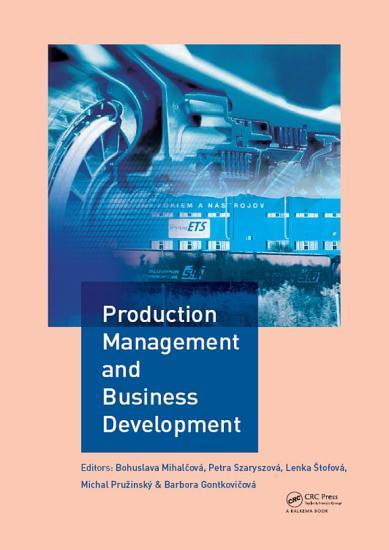 Production Management and Business Development PDF