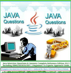 Java Interview Questions   Answers 2013 2014 Edition PDF