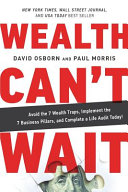 Wealth Can t Wait  Avoid the 7 Wealth Traps  Implement the 7 Business Pillars  and Complete a Life Audit Today