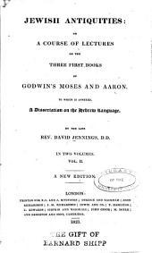 Jewish Antiquities: Volume 2