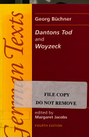 Dantons Tod and Woyzeck PDF