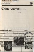 Crime Analysis PDF