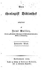 Nyt theologisk bibliothek: Bind 15–16