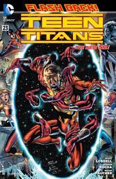 Teen Titans (2011-) #23