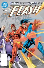 The Flash (1987-) #115