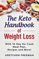 The Keto Handbook of Weight Loss PDF