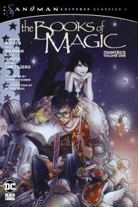 The Books of Magic Omnibus Vol  1  the Sandman Universe Classics  PDF