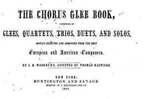 The Chorus Glee Book PDF