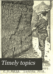Timely Topics: Volumes 6-7