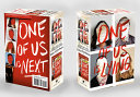 Karen M  Mcmanus 2 Book Box Set  One of Us Is Lying and One of Us Is Next