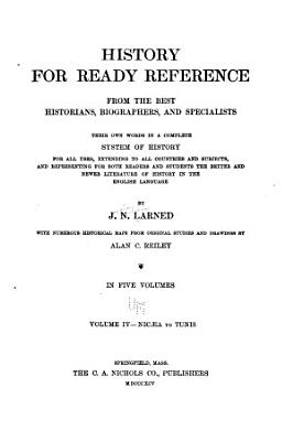 History for Ready Reference     PDF