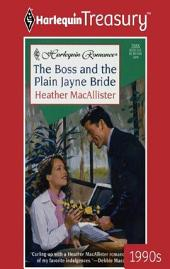 The Boss and the Plain Jayne Bride