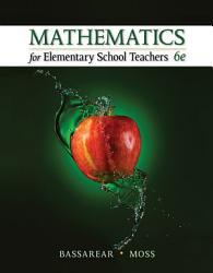 Mathematics For Elementary School Teachers Book PDF
