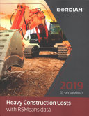 Heavy Construction Costs with Rsmeans Data: 60169