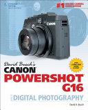 David Busch's Canon Powershot G16