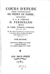 Histoire Moderne: 9-12