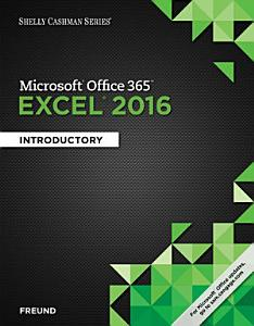 Shelly Cashman Series Microsoft Office 365   Excel 2016  Introductory PDF