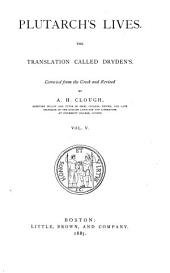 Plutarch's Lives: Volume 5