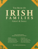 The Book of Irish Families  Great   Small PDF