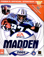 Madden NFL 2001 for Eb PDF
