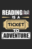 Reading is a Ticket to Adventure PDF