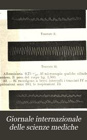 Giornale internazionale delle scienze mediche: Volume 21
