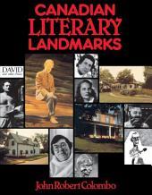 Canadian Literary Landmarks