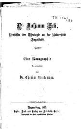 Dr Johann Eck, Professor der Theologie an der Universität Ingolstadt, eine Monographie bearbeitet