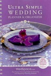 Ultra Simple Wedding Planner & Organizer
