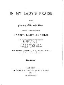 In My Lady s Praise PDF