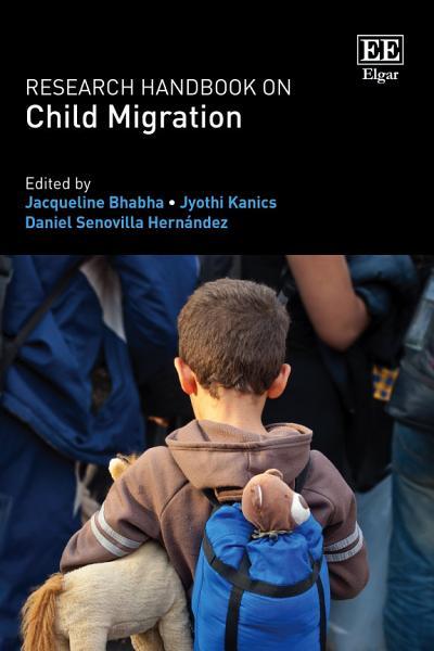 Download Research Handbook on Child Migration Book