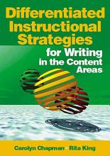 Differentiated Instructional Strategies for Writing in the Content Areas PDF
