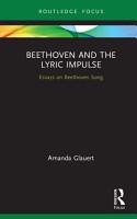 Beethoven and the Lyric Impulse PDF