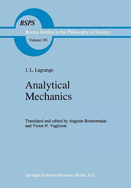 Download Analytical Mechanics Book