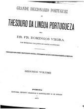 Grande diccionario portuguez: ou, Thesouro da lingua portugueza, Volume 2