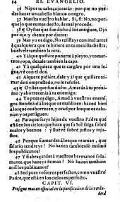 El Nuevo Testamento que es, los escriptos evangelicos, y apostolicos: revisto y conferido con el texto griego