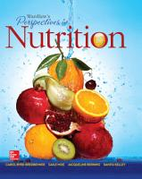 Wardlaw s Perspectives in Nutrition PDF