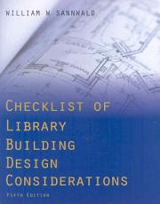 Checklist of Library Building Design Considerations PDF