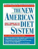 The New American Diet System PDF