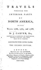 Travels Through the Interior Parts of North America, in the Years 1766, 1767, and 1798