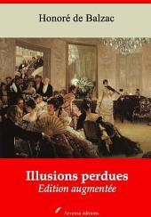 Illusions perdues (Les trois volumes): Nouvelle édition augmentée