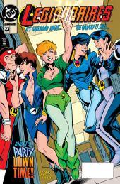 Legionnaires (1993-) #23