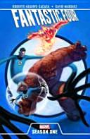 Fantastic Four  season one PDF