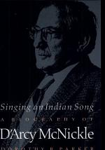 Singing an Indian Song