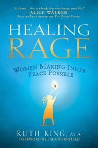 Healing Rage Book