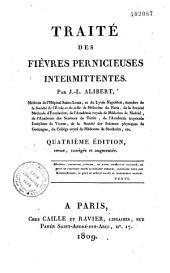Traité des fièvres pernicieuses intermittentes