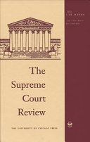 Supreme Court Review, 1967
