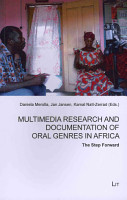 Multimedia Research and Documentation of Oral Genres in Africa PDF